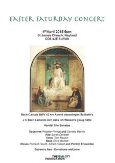 Easter-concert