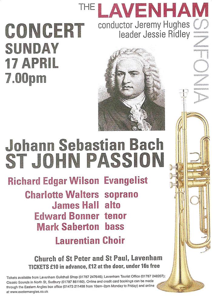 Lavenham concert