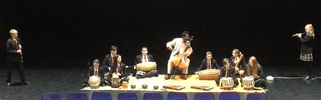 Indian Music Workshop